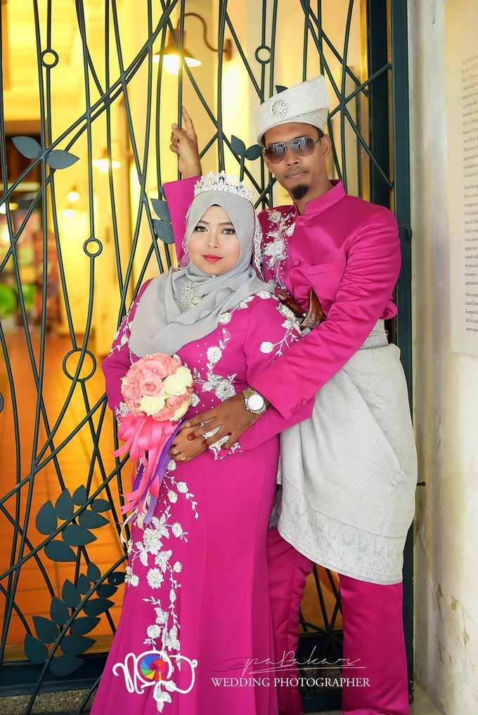 WEDDING FATIN AND AZIZAN by Opa Pakar Photography - 006