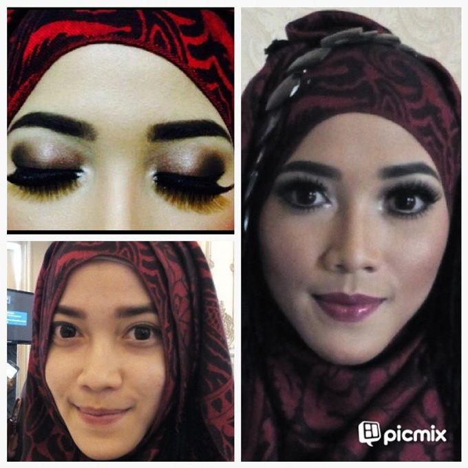 Workshop Bennu Make Up by OCIE Mua - 001