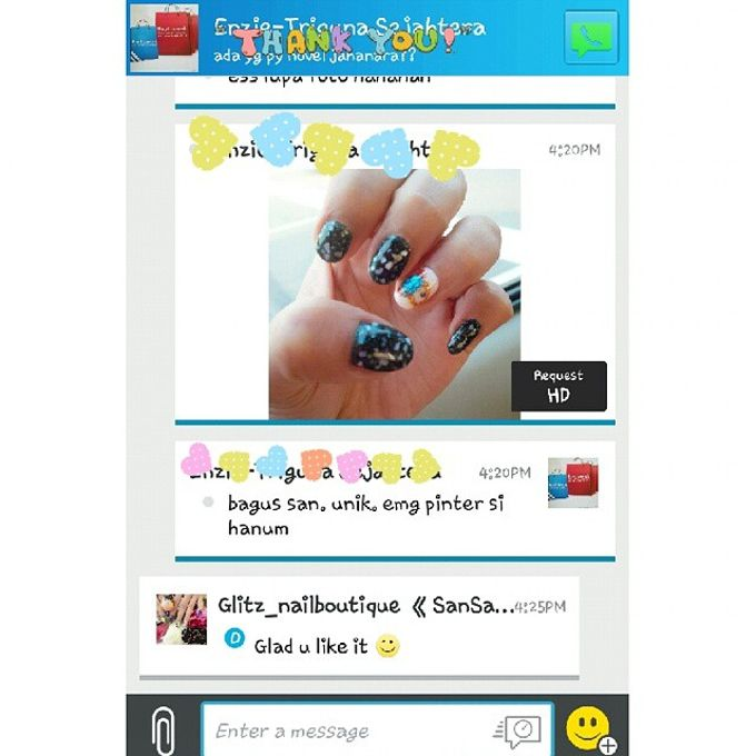 Nail Art Design by Brows To Toes - 017