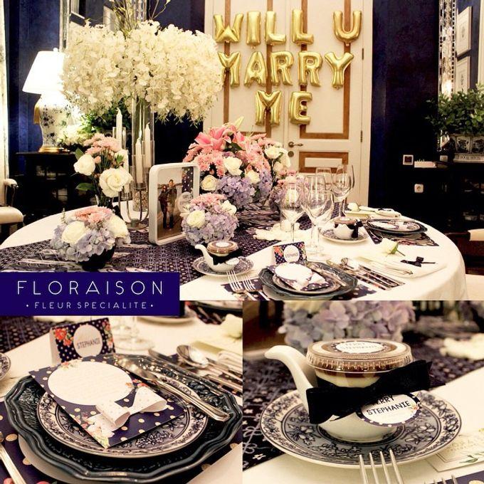 Romantic Dinner by Floraison - 002