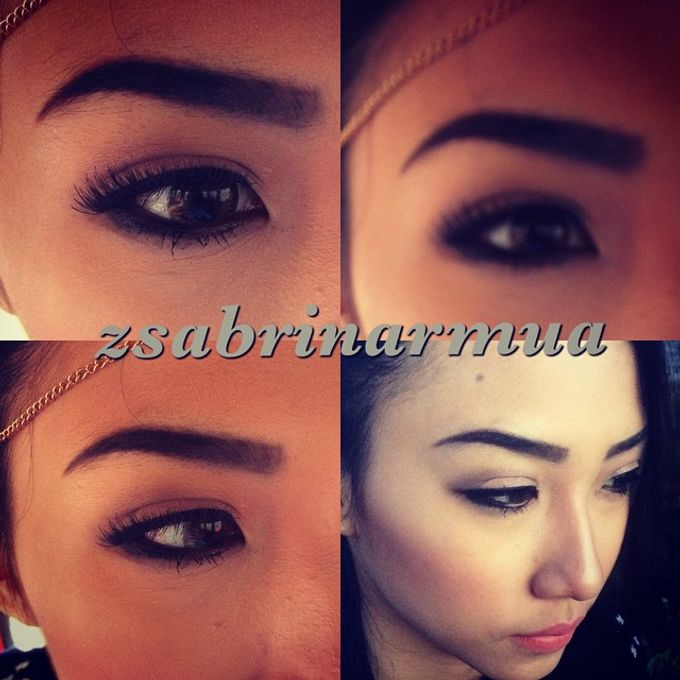 Before after by zsabrinar Makeupartis - 002