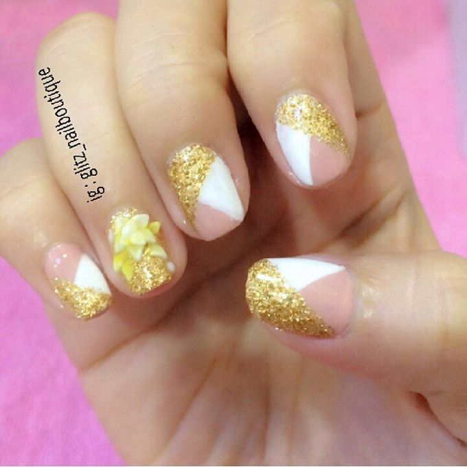 Nail Art Design by Brows To Toes - 014