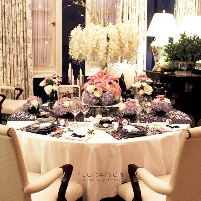 Romantic Dinner by Floraison - 001