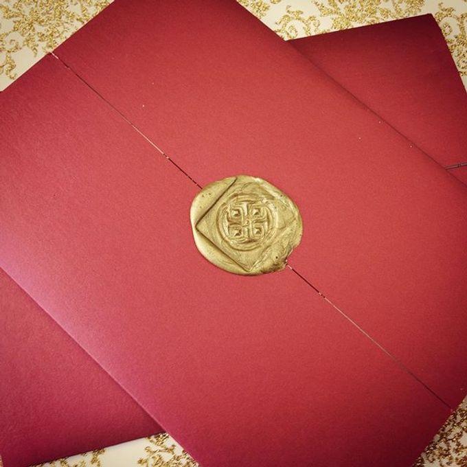 Wedding stationery portfolio  by Hello Beautiful Designs - 016
