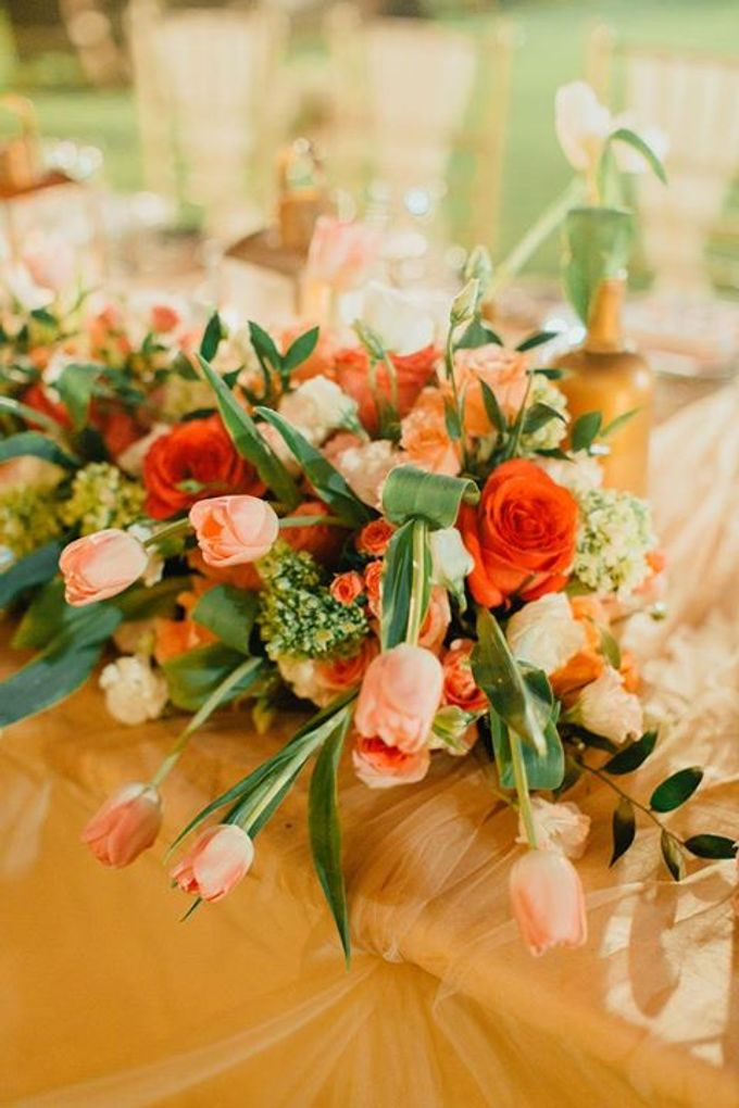Elegant Flowery Wedding by Jonquilla Decor - 017
