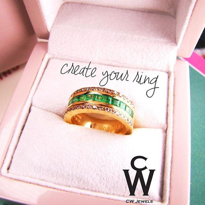 Custom made  by CW Jewels - 041