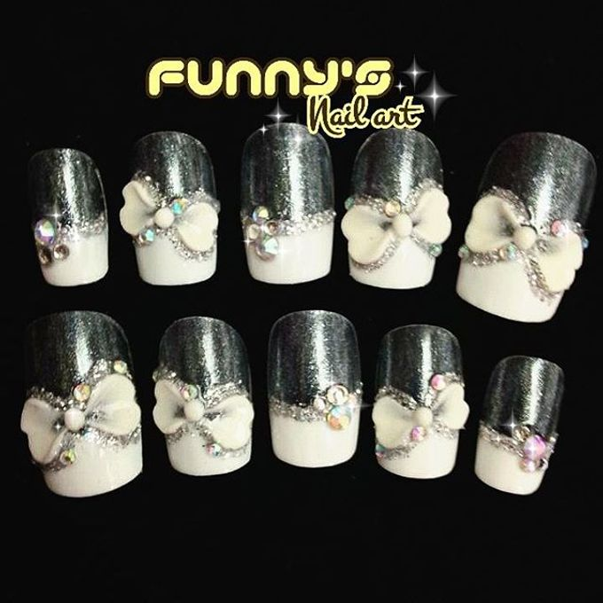 Sept- Oct by Funny's Nail art - 010