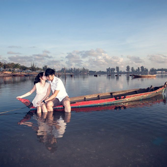 Prewedding by Oliverphotoworks - 005