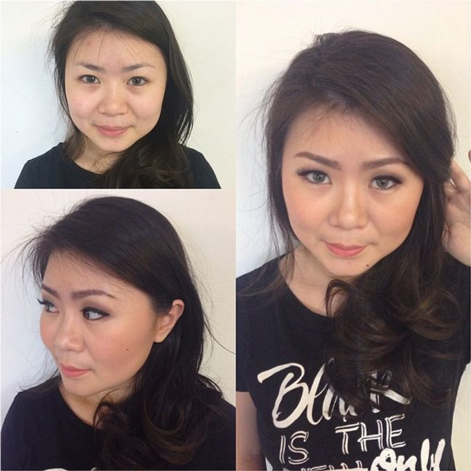 Special Occassion Makeup 1 by Troy Makeup Artist - 012