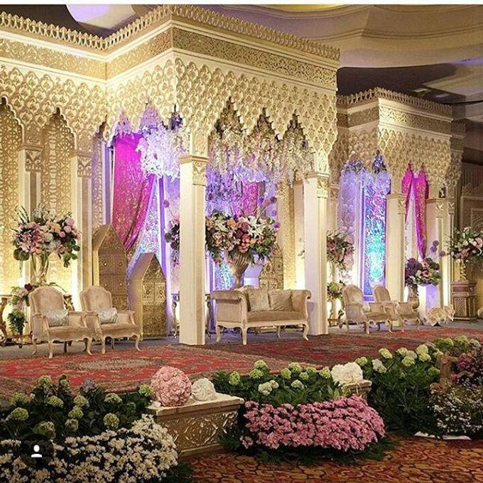 Tyo And Tara Wedding by Watie Iskandar Wedding Decoration & Organizer - 001