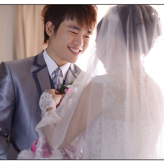 The Wedding of Ricky & Devi by C+ Productions - 006