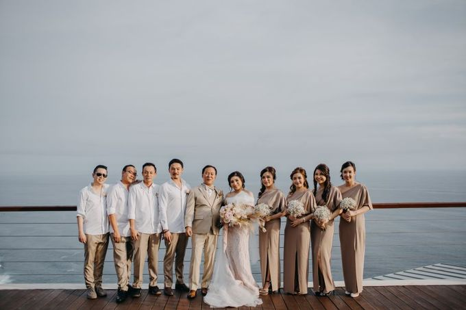 Eldon and Ivana Wedding on 14th December 2019 by The edge - 028