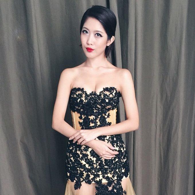Occasion makeover by Jocelyn Tan Make Up - 009
