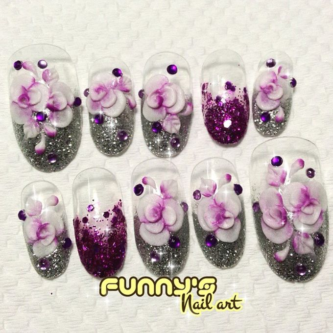 Thanks May 2015 by Funny's Nail art - 006