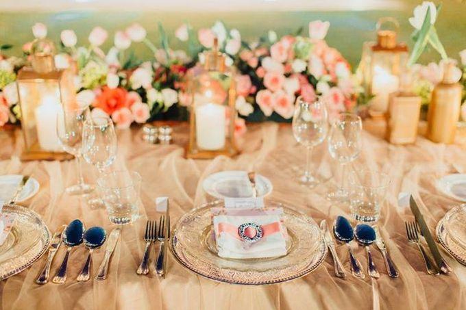 Elegant Flowery Wedding by Jonquilla Decor - 012