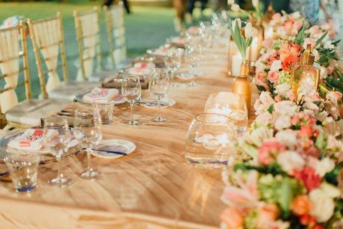 Elegant Flowery Wedding by Jonquilla Decor - 011