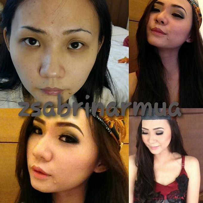 Before after by zsabrinar Makeupartis - 033