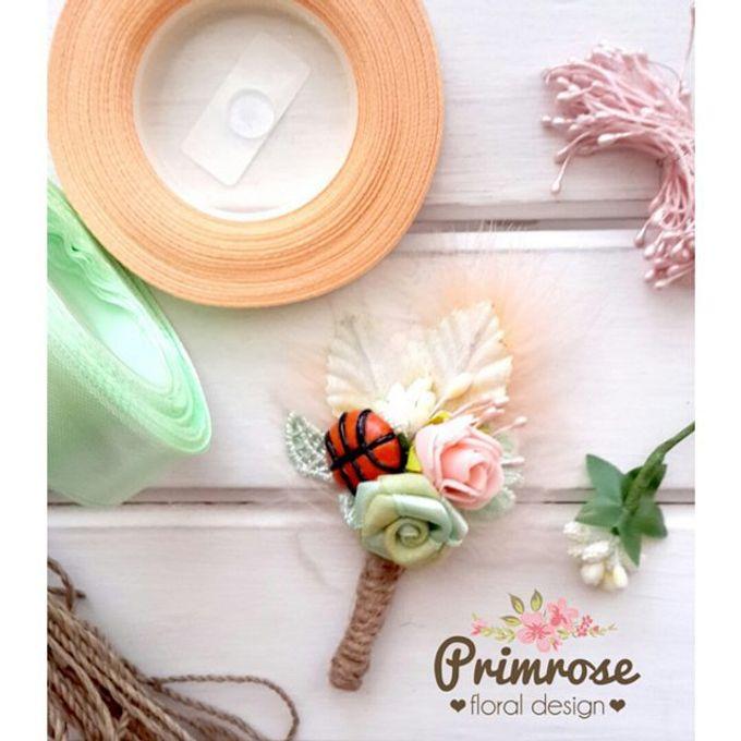 Boutonniere & Corsage by Primrose Floral Design - 006