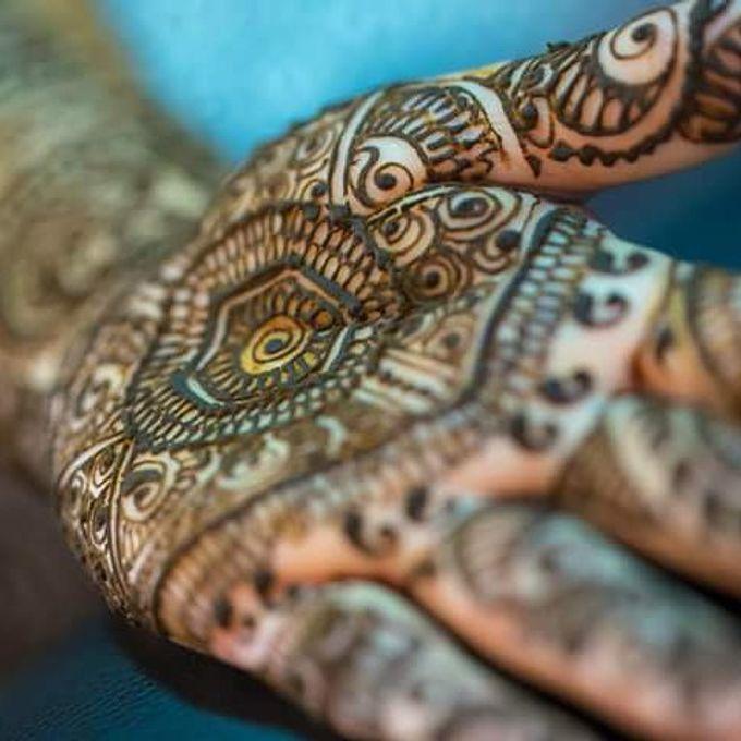 Bridal Henna - Intricate by Nakreze Mehndi - 045
