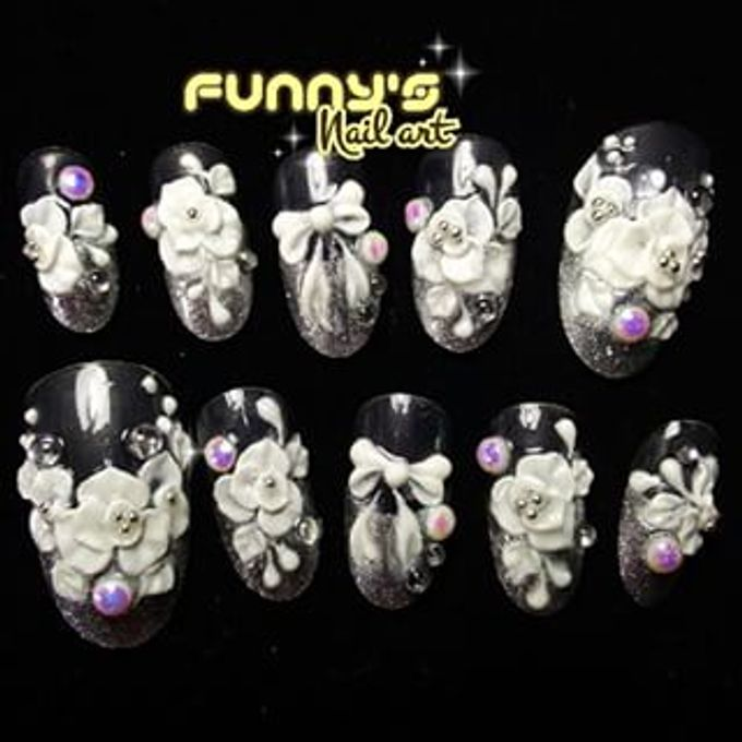 AUGUST by Funny's Nail art - 010