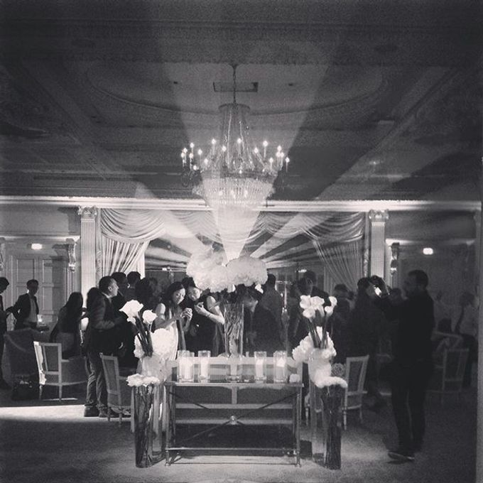 An overview of our weddings and events. by Luxe Paris Events - 040