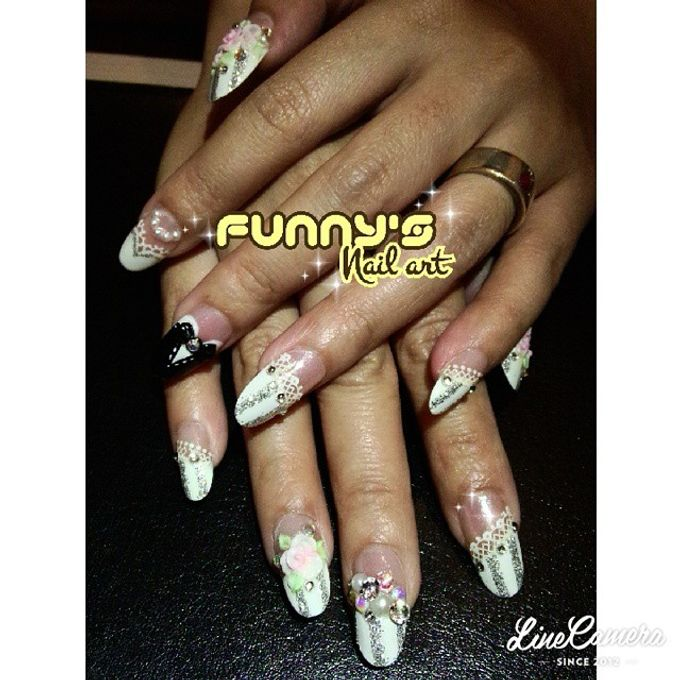 JULY by Funny's Nail art - 002