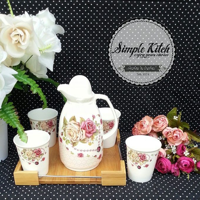 Ceramic Wedding Gift by Simple Kitch - 004