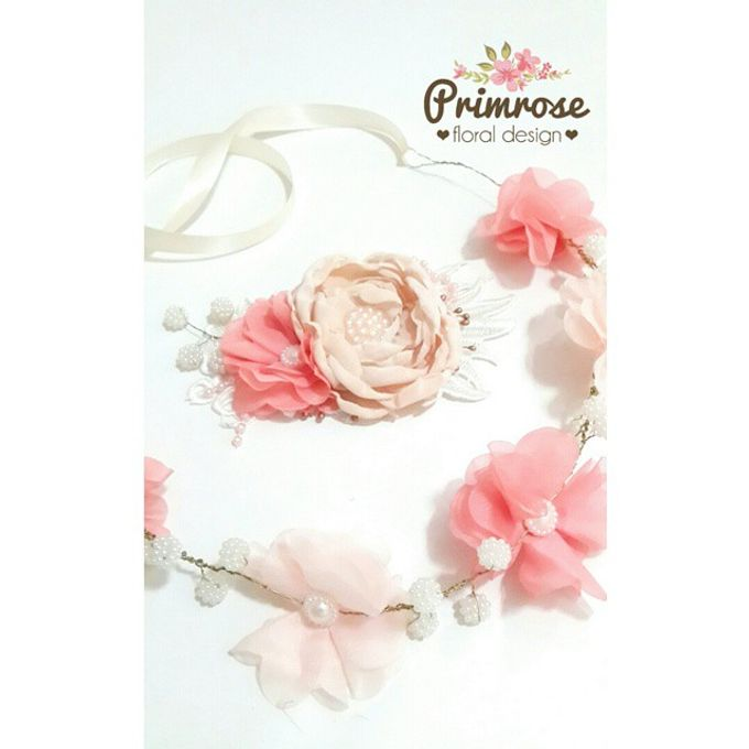 Wedding Accessories by Primrose Floral Design - 003
