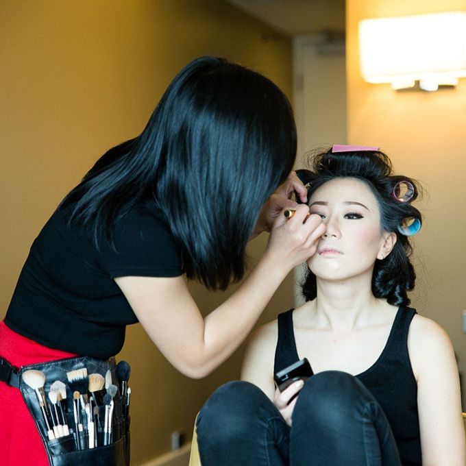 BTS by Elly Liana Makeup Artist - 001