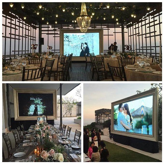 The Wedding of Wilson Pesik & Vania Larissa by Focus Production - 001