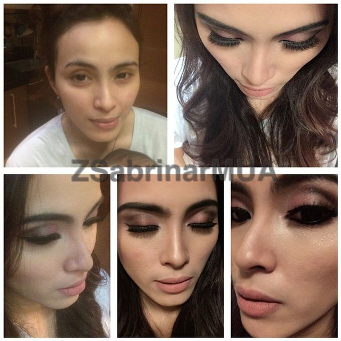 Before after by zsabrinar Makeupartis - 008