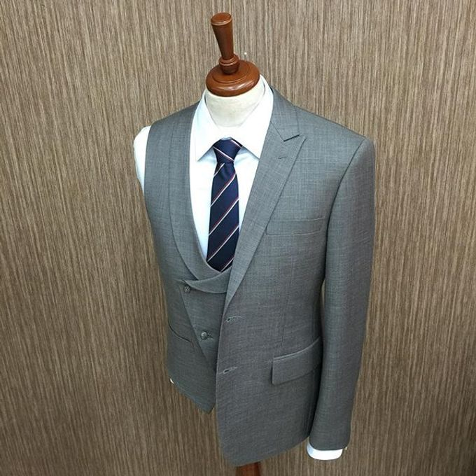 Custom made suits by Atham Tailor - 008
