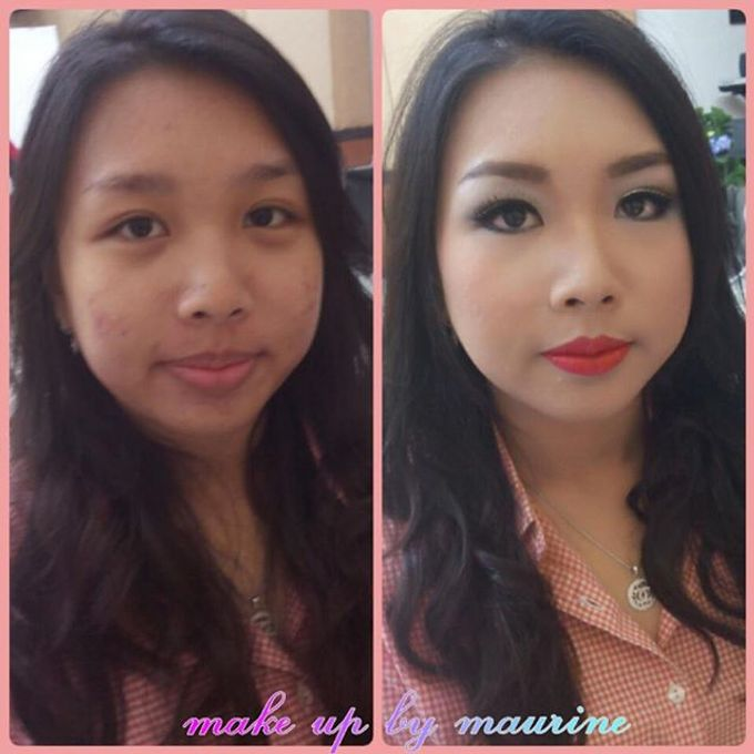 Make Up and Hair Do by Maurine Stephanie MUA - 036