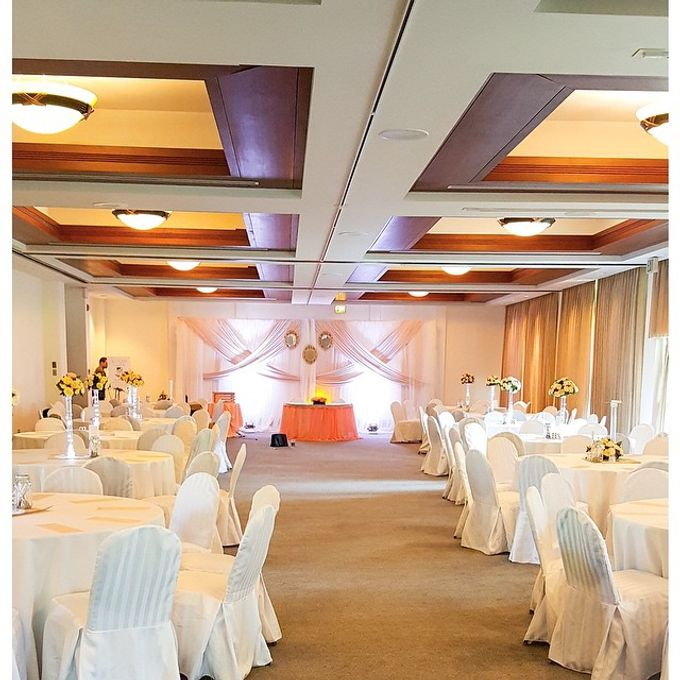 Wedding Reception by Bella Amour Events Hawaii - 005