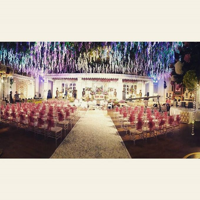 Akad Nikah Tema Palembang by Watie Iskandar Wedding Decoration & Organizer - 010