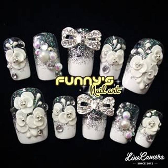 AUGUST by Funny's Nail art - 011
