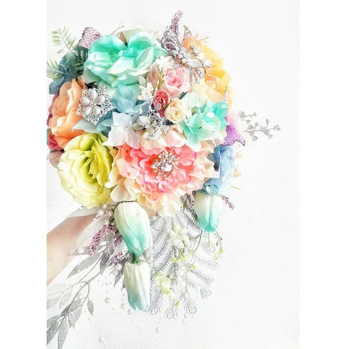 Fleur de la fleur by LUX floral design - 010