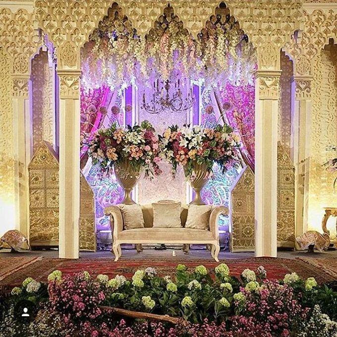 Tyo And Tara Wedding by Watie Iskandar Wedding Decoration & Organizer - 002