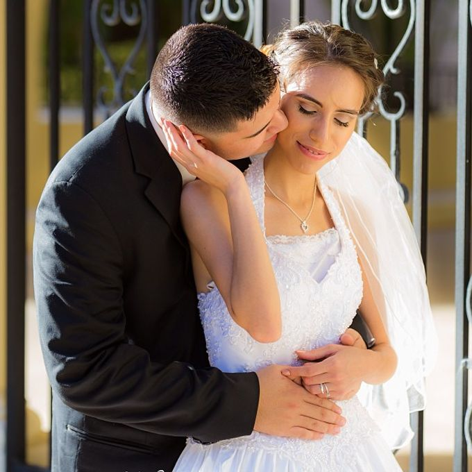 Wedding photography Florida & Puerto Rico by Couture Bridal Photography - 002