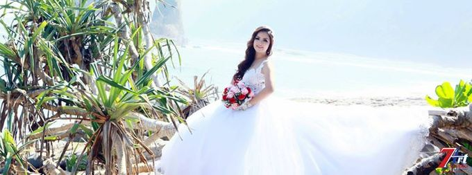 Nik Bridal by 7 Arts Studio Bali - 011
