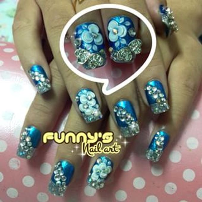 AUGUST by Funny's Nail art - 012