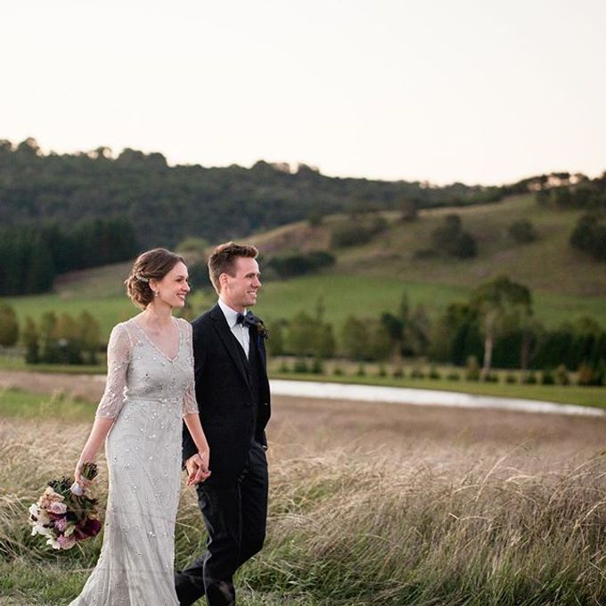 Country Weddings by Hilary Cam Photography - 007