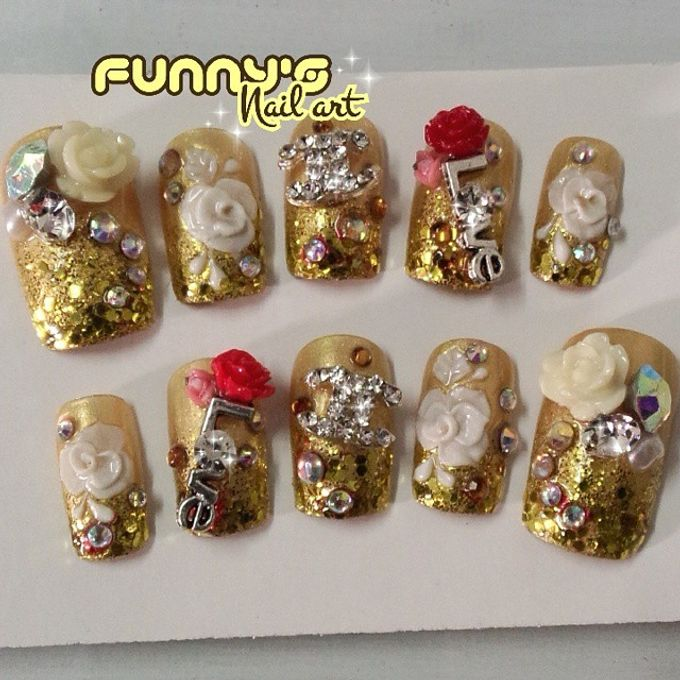 HI JUNE 2015 by Funny's Nail art - 010