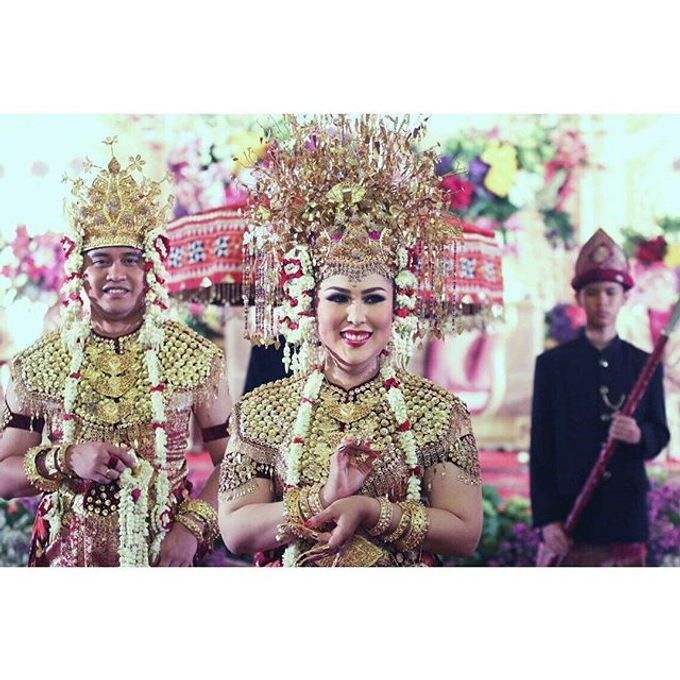 Devi & Taufan Wedding by Watie Iskandar Wedding Decoration & Organizer - 009