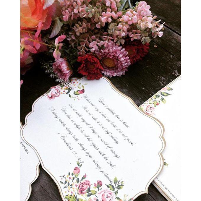 Flower Garden Marvin & Emilia by Inkvitation Gallery - 003