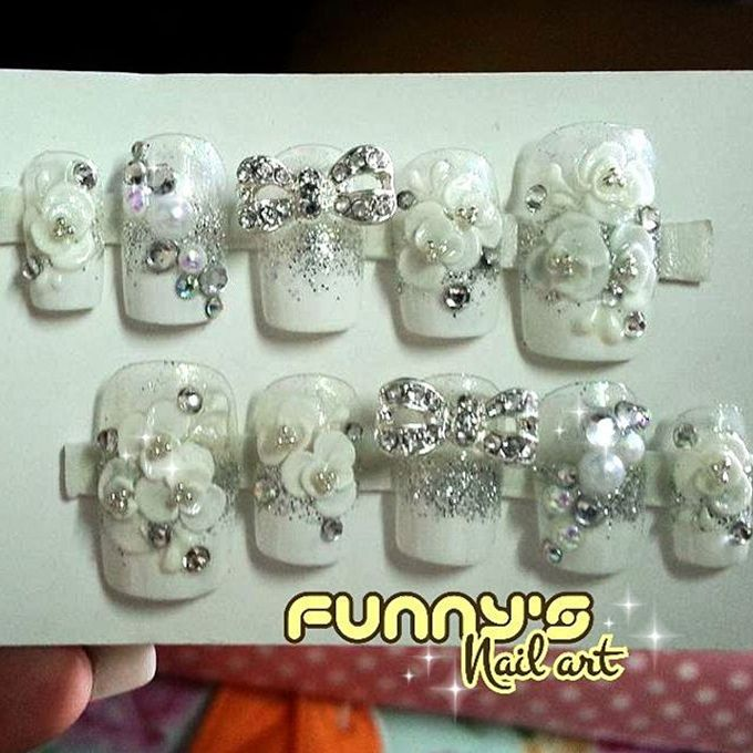 Sept- Oct by Funny's Nail art - 021