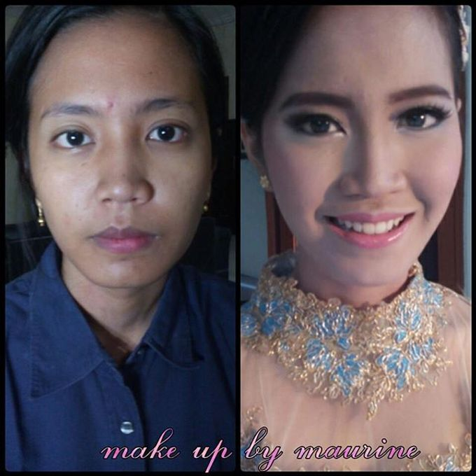 Make Up and Hair Do by Maurine Stephanie MUA - 034