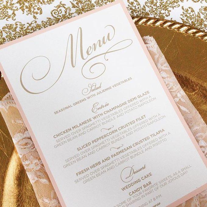 Wedding stationery portfolio  by Hello Beautiful Designs - 024