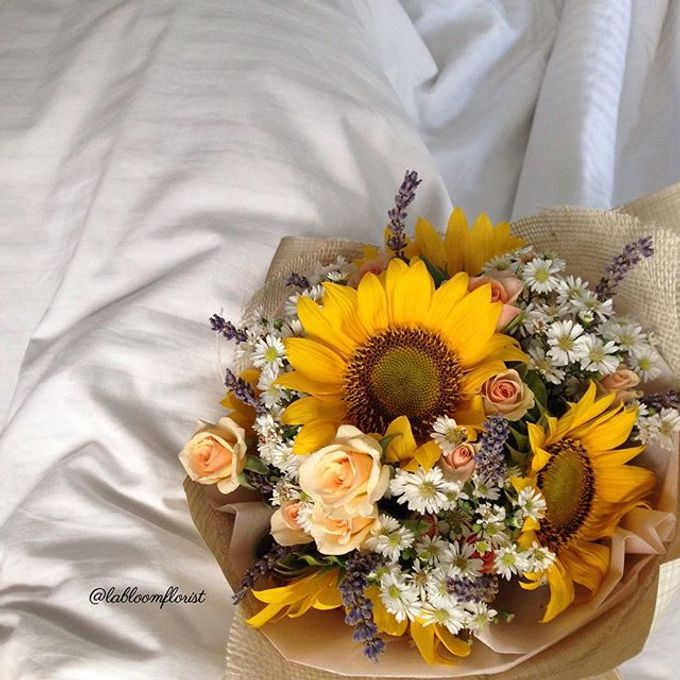 Rustic Wedding by La Bloom Florist - 020