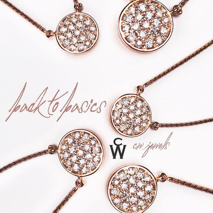 Custom made  by CW Jewels - 040